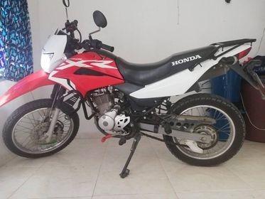 Honda Xr 150l Modelo 2020