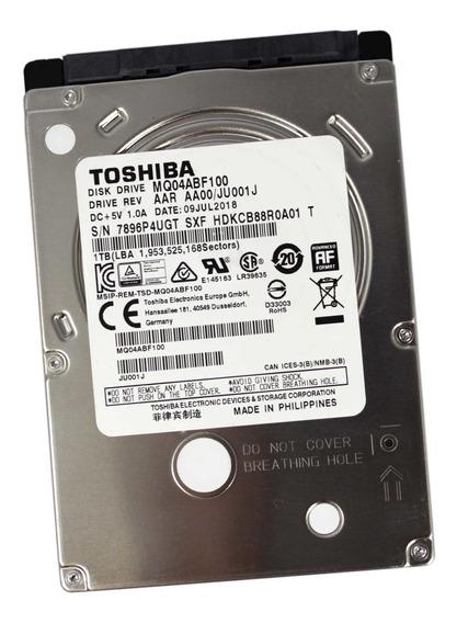 Hd 1 Tb Notebook Ultrabook 1000gb 7mm Novo (10316)