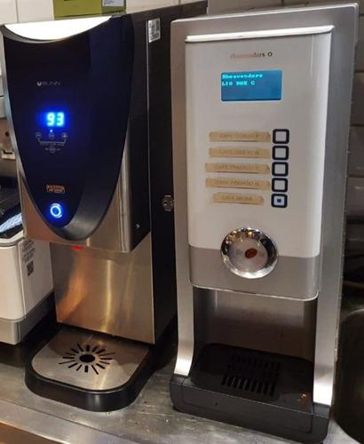 Imagem 1 de 5 de Máquinas Café, Beb Lácteas, Locação, Comodato Abc