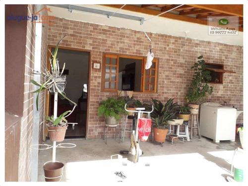 Casa Com 2 Dormitórios À Venda, 100 M² Por R$ 328.600,00 - Villa Branca - Jacareí/sp - Ca2011