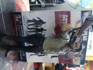 The Walking Dead Rick Grimes Macfarlane 25 Cm
