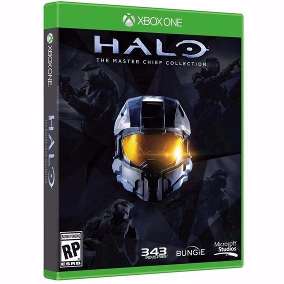 4 Jogos - Halo 1 2 3 4 + Nightfall - Midia Fisica - Xbox One