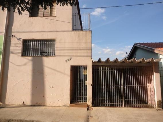 Casa Com 4 Dormitórios Para Alugar, 190 M² Por R$ 1.100,00/mês - Centro - Rio Das Pedras/sp - Ca3215