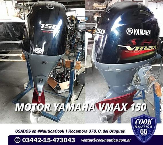 Yamaha Vmax 150 Hp.