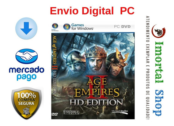 Age Of Empires 2 Hd Envio Digital Pc