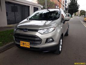 Ford Ecosport Titanium At 2000cc 4x2