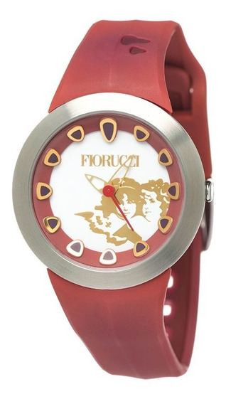 Reloj Fiorucci Sumergible Fr0104 Movimiento Japones, Dama-ro