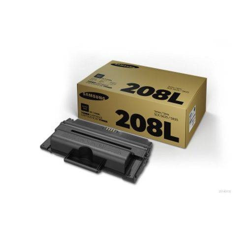Toner Original Samsung D208l 208l Scx5835scx563510k