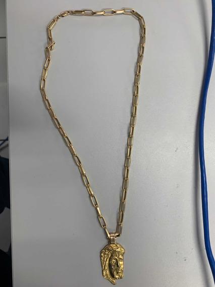 Vendo Cordão De Ouro 18k 33g 60cm