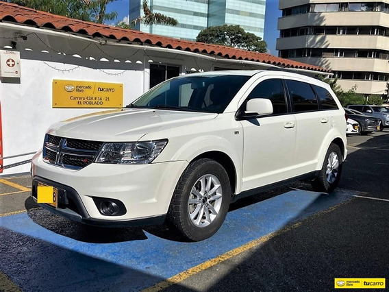 Dodge Journey Sxt At 3600 Cc 4*2