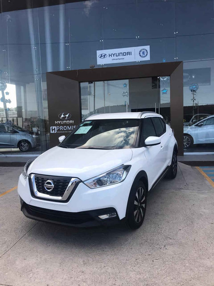 Nissan Kicks 2017 5p Advance L4/1.6 Aut