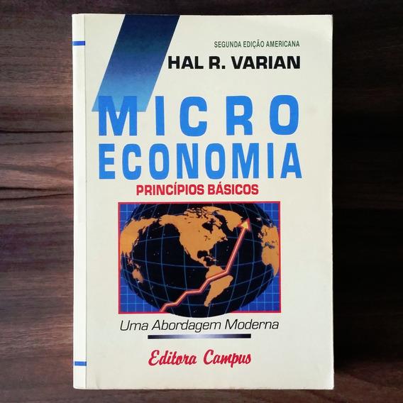 Microeconomia - Hal R. Varian - Leia Descrição