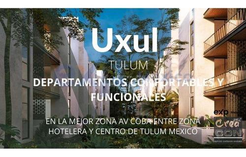Imagen 1 de 14 de Anah Uxul Condos Tulum México.