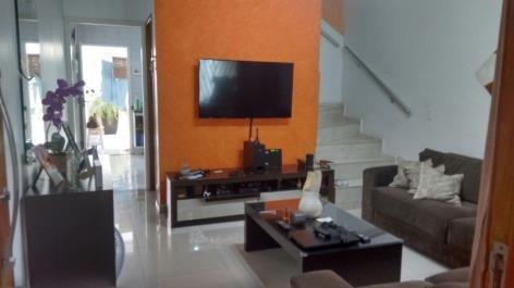 Sobrado Residencial À Venda, Jardim Bela Vista, Guarulhos. Ref: So0002 - So0002