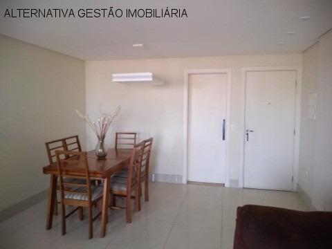 Apartamento Residencial Em São Paulo - Sp, Jaguaré - Apv2511
