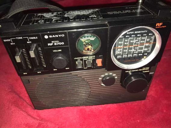 Rádio Sanyo Modelo Rp 8700