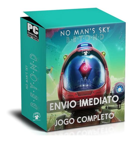 No Mans Sky Português Pc Completo Beyond Update Dlc Digital