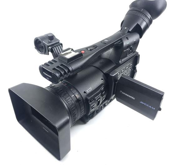 Filmadora Panasonic Hmc 150 + Acessórios + Book Etc Hmc150