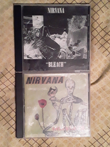 Nirvana Cds