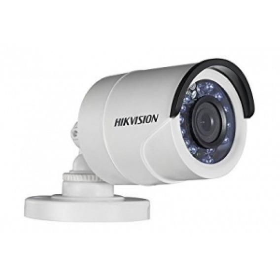 Câmera Ir Bullet 1mp Hdtvi 2,8mm 10 Mts Ds 2ce1ac0t Irp (plastico) Hikvision