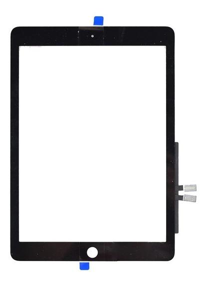 Touch Apple iPad 2018 6 Geração A1893 A1954 - Preto