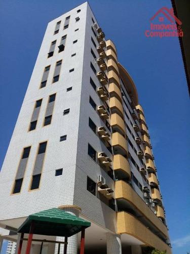 Apartamento À Venda, 92 M² Por R$ 350.000,00 - Aldeota - Fortaleza/ce - Ap1737