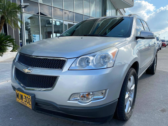 Chevrolet Traverse 2012 3.6l