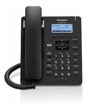 Teléfono Ip Panasonic Hdv130 / Central Telefónica Hts32