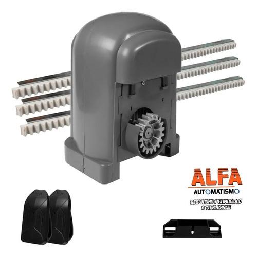 Imagen 1 de 6 de Motor Para Portones Ppa Ofertas Insuperable Kit Completo