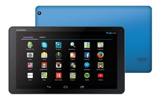 Tablet Admiral Fire Blue De 10 Pulgadas Con 16 Gb