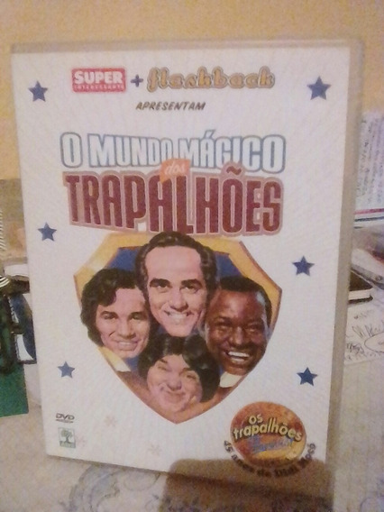 Dvd. Os.trapalhoes. Original..
