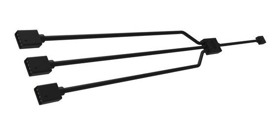 Cable Conector Cooler Master 1 A 3 Rgb Splitter Envio