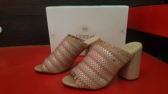 Zapatos Sandalias Baque Nuevas Talle 38