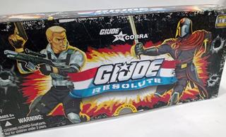 Gi Joe Resolute Gi Joe Vs Cobra Pack Swtrooper