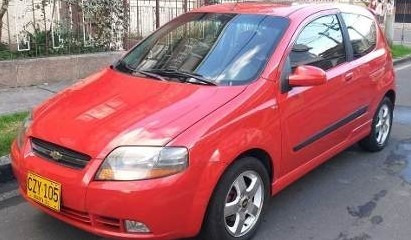 Chevrolet Aveo 1600 Año 2009