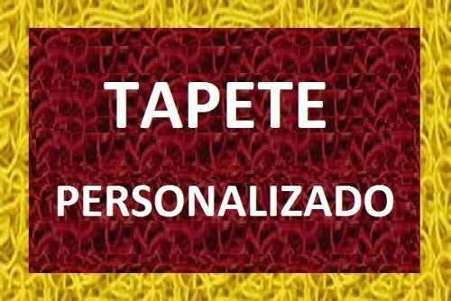 Tapetes Personalizados 160 X 80