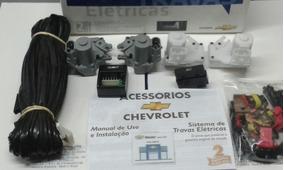 Kit Trava Elétrica Celta 07/16 Prisma 07/12 4pts Gm 94743053