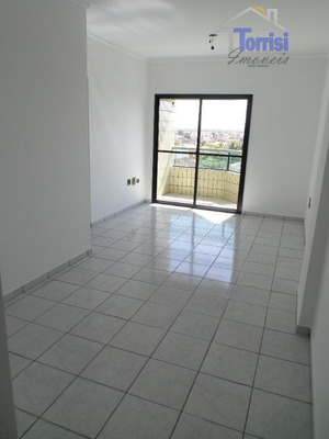 Apartamento Em Praia Grande, 02 Dormitórios,churrasqueira, Piscina Na Ocian Ap0806 - Ap0806