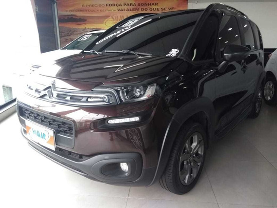 Citroen Aircross Live 1.6 16v Flex Manual Sem Entrada Uber
