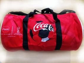 Maletín Bolsa Coca Cola Mundial Rusia 2018 Mochila Deportiva