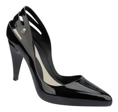 Melissa Classic Heel Negro