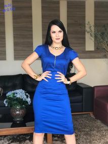Vestido Bonito Moda Evangélica Comportado Cristã