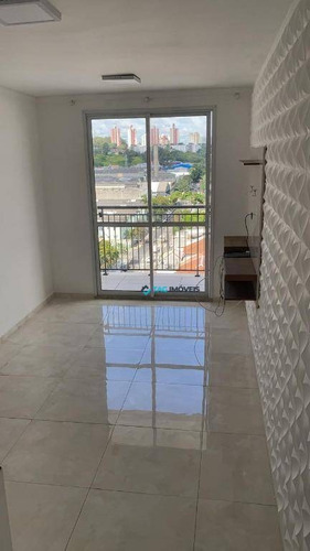 Apartamento Com 2 Dormitórios Para Alugar, 52 M² Por R$ 1.699,00/mês - Vila Carioca - São Paulo/sp - Ap2096