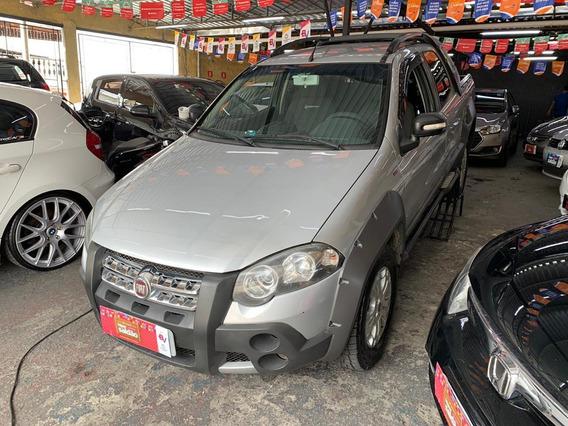 Fiat Strada 2011 1.8 16v Adventure Cab. Dupla Flex 2p