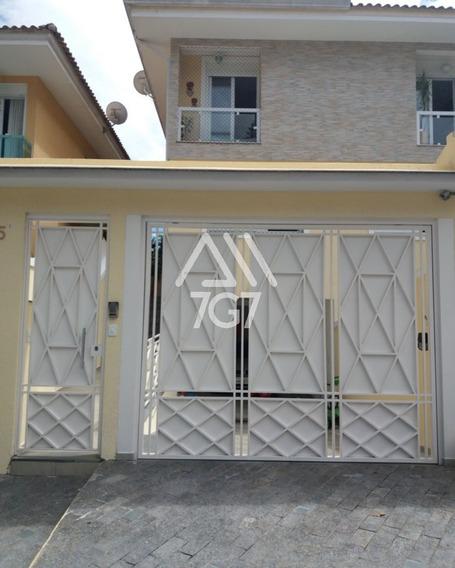 Casa Em Condomínio À Venda - Cc00271 - 34293858
