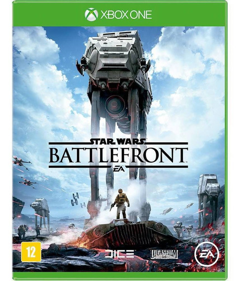 Star Wars - Battlefront- Xbox One - Midia Fisica