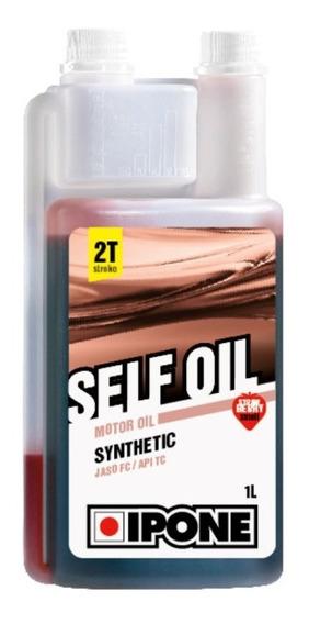 Aceite Lubricante Moto Ipone Self Oil Aroma Frutilla 2t Sti