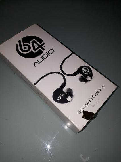 Fone Audio 64 U8, In Ear, Intra Auricular