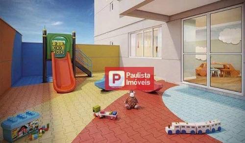 Apartamento À Venda, 66 M² Por R$ 498.090,00 - Vila Mascote - São Paulo/sp - Ap30027
