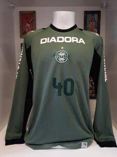 Camisa Futebol Coritiba Treino Mangas Longas